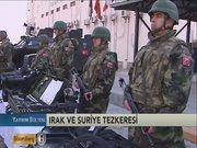 Suriye ve Irak Tezkeresi mecliste