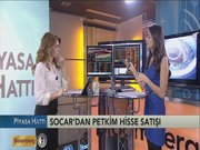 Socar'dan Petkim hisse satışı