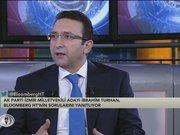 İbrahim Turhan BloombergHT'ye konuk oldu