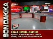 """""""Geçmişte Türkiye'yi işgal edenler şimdi Libya'yı bombalıyor"""""""