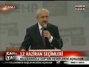 İşte CHP'nin seçim programı! 1