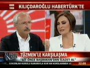 Kılıçdaroğlu Habertürk'te 8