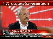 Kılıçdaroğlu Habertürk'te 20