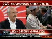Kılıçdaroğlu Habertürk'te 9