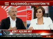 Kılıçdaroğlu Habertürk'te 12