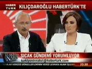 Kılıçdaroğlu Habertürk'te 18