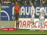 Shaqiri'den fantastik gol!