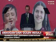 Başbakan'dan Fethullah Gülen'e mesaj