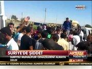 Suriyeli muhalifler cenazelerini almaya geldi