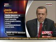 Başbakan Erdoğan'dan sert açıklamalar! 2