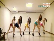 En seksi Gangnam Style!