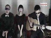 Akustik versiyon Gangnam Style!