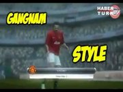 PES 2013'te Gangnam Style!
