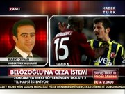 Emre Belözoğlu'na ceza istemi!