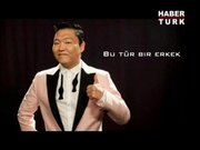 """""""Gangnam Style"""" Türkçe çeviri!"""