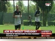 Kim bu Wesley Sneijder?