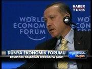 Davos'tan Başbakan'a davet