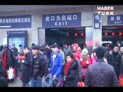 Çin'de büyük tatil başladı!