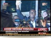 Drogba İstanbul'da!