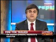 Perspektif - 31 Ocak 2013 - Yeni YÖK Taslağı - Gökhan Çetinsaya - 1/2