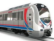 İşte Marmaray Projesi'nde kullanılacak vagonlar