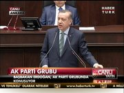 Babakan Erdoan'dan nemli aklamalar!