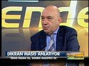 Söz Sende - 20 Mart 2013 - Dikran Masis