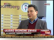 Ali Babacan, Habertrk'e konutu!