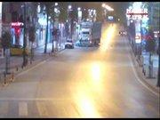 Malatya'da akıl almaz kaza!