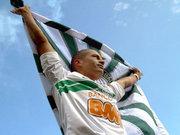Alex attı, Coritiba şampiyon oldu