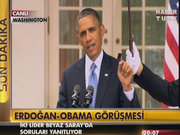 Grme sonras Obama'nn konumas