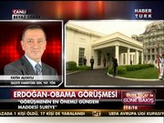 Obama ve Erdoğan hangi konuları görüşecek?