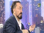 Adnan Oktar yine otu!