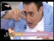 Mahmut Tuncer'den çılgın dans!