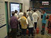 İstanbul metrosunda acı ölüm