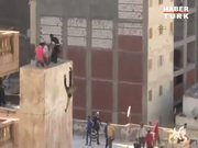 Mısır'da şiddet artıyor