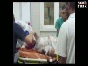 Suriye kurşunu öldürdü