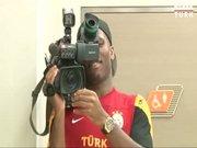 Drogba kameramanlığa soyundu
