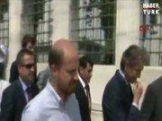 Başbakanın oğlu da Mısır protestosunda