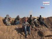 O an oradaydı...DHA Muhabiri çatışma bölgesinde