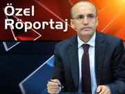 Özel Röportaj - 22 Ağustos 2013 - Mehmet Şimşek