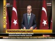 Demokratikleşme Paketi açıklanıyor 2