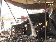 13 bomba yüklü araç patlatıldı