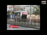 Otobüste intihar saldırısı: 10 ölü