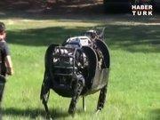 Orduya robot desteği