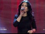 O Ses Türkiye yarışmacısı juri üyelerini birbirine düşürdü