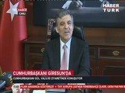 Cumhurbaşkanı Gül'den flaş Mısır açıklaması