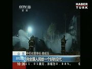 Çin'de boru hattı patladı: 44 ölü
