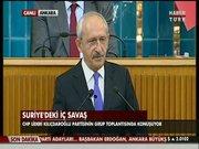 Kılıçdaroğlu'ndan Suriye iddiası!