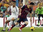 Messi ve Ronaldo yumruk yumruğa
